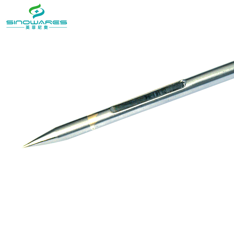 China OEM brass sprotte pencil point probe pin for machine use