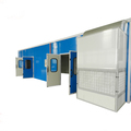 Furniture cabinet spray booth /water curtain spray booth LY-60