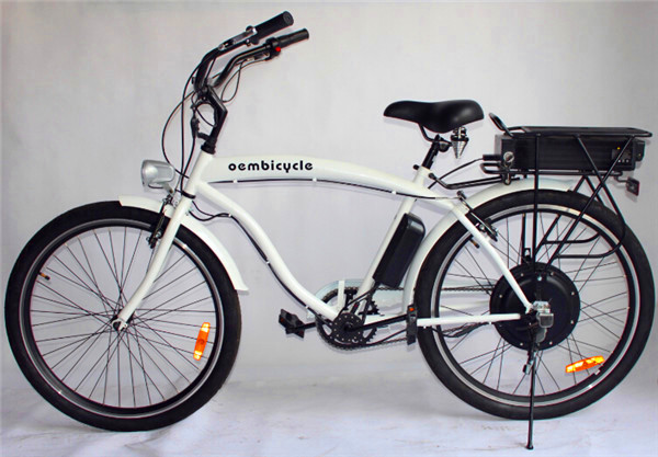 26'' cheap bicycle for sale beach cruiser adult tricycle electric bike
