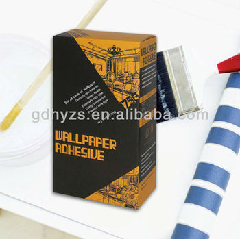 textile wall paper adhesive glue