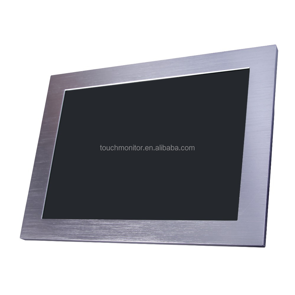"2015 New 15"" All In One Industrial Touch Screen Panel PC for Embedded Solution Integrated Systems"