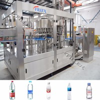 Automatic Food Beverage Liquid Filling Machine