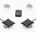 Universal Car Make 24GHz Microwave Radar Blind Spot Detection System