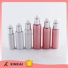New style plastic bottle cosmetics containers cream pet preform bottle
