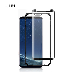 Alibaba High Quality 3D Curved Case Friendly Tempered Glass Screen Protector For Samsung Galaxy Note 8