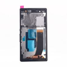 Factory Original for sony xperia z2 display lcd screen, for sony xperia z2 lcd screen touch