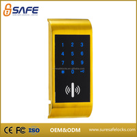 New smart card electronic digital combinaton locks for lockers