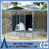 China manufacturer large outdoor durable galvanized animal cage dog kennel