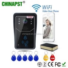 Manufacturer Doorbell/ Door Phone Camera/ Video WiFi Intercom PST-WIFI001ID