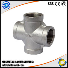OEM Hex Nipples Malleable iron Pipe Fittings
