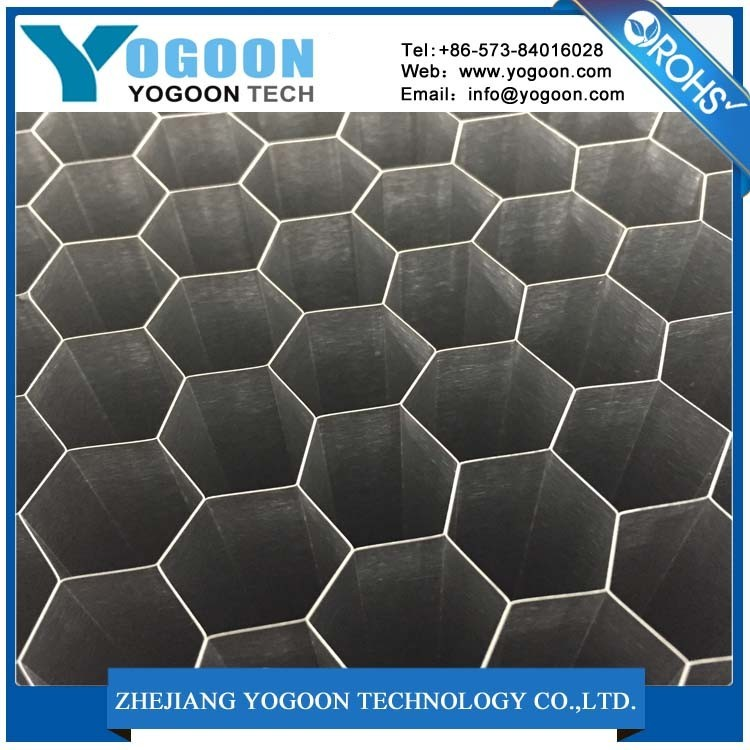 cheap wholesale excavator Heat Treatment wooden/bamboo veneer aluminum honeycomb panel