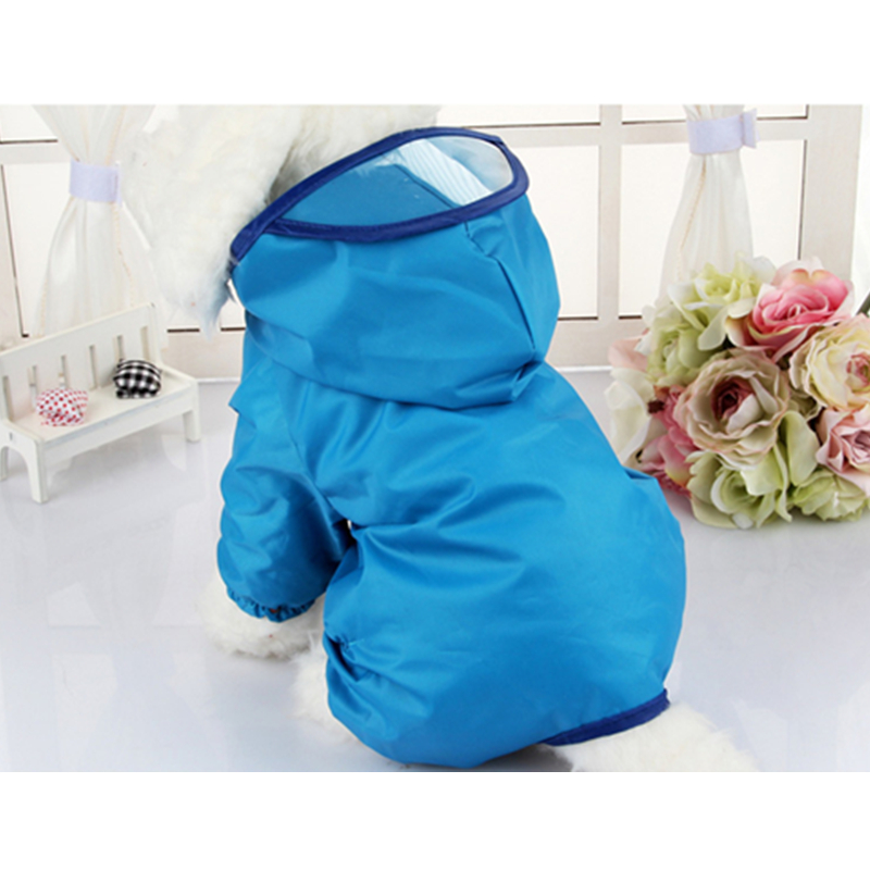 Wholesale Colorful Dog Raincoat Pet Dog Cat Cheap Raincoats Waterproof