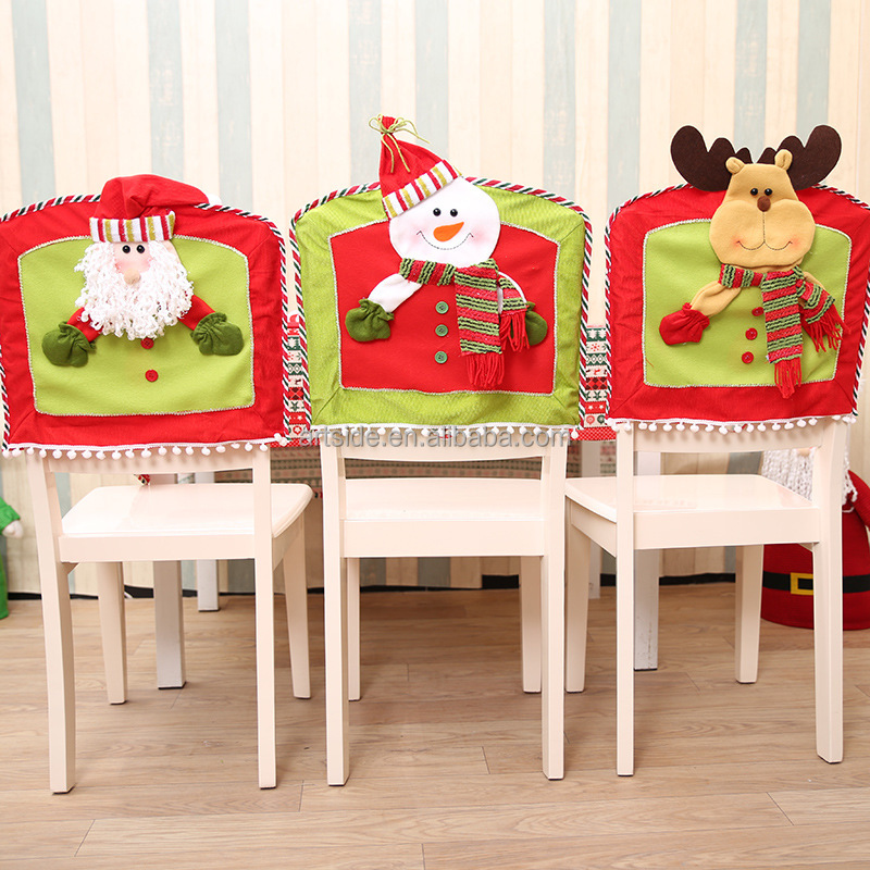 Christmas Table StrongChair Strong Back StrongCovers