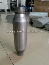 carbon fiber exhaust tip/resonator for car