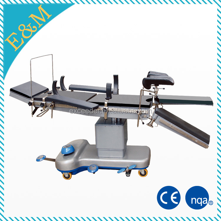 FDA approved clinic orthopedic medical hospital equipments,operating table price