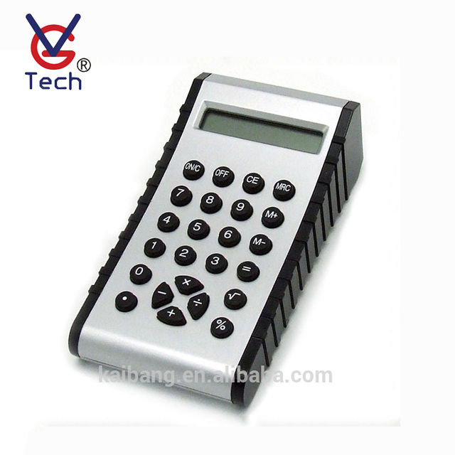 Double Side Clock With Calculator And Calendar Digital Clock