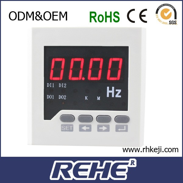 Single Phase Digital Hz Meter