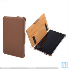 Stand Tablet Leather Case with Hand Holder for Google Nexus 7 P-GGNEXUS7CASE018