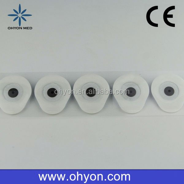 2016 High quality dry ecg electrodes with with FDA/CE/ISO