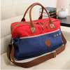 High quality canvas tote travel duffel bags , outdoor sports bags