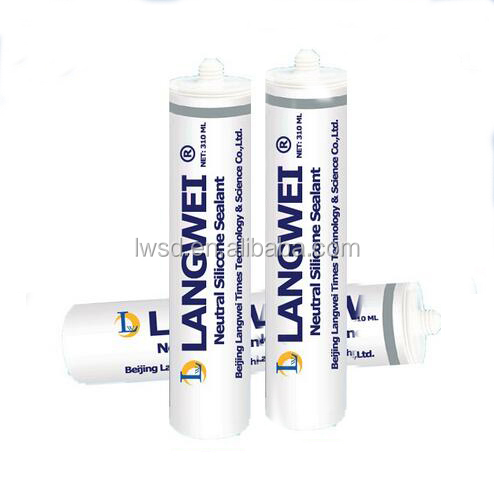 High Strength Construction Neutral Cure Silicone Adhesive Sealant