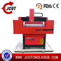 PCB cnc router milling and drilling machine JCUT-5060(new arrival)