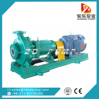Semi open impeller pump for sugar cane juice 8