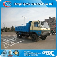 Dongfeng 10ton tipper truck price