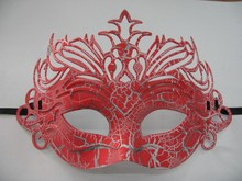 new style different design of face masks red masquerade party eye mask