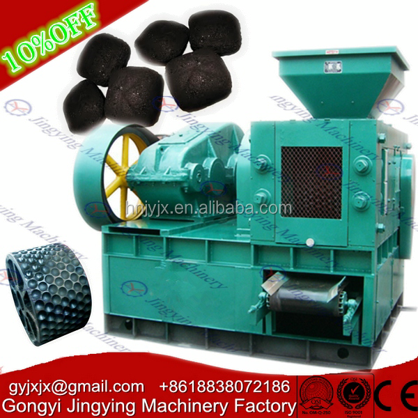 Indonesian bituminous, anthracite coal coking pellet briket machine plant price
