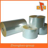 Transparent moisture proof plastic PE stretch film jumbo roll for pallet wrap packing