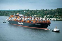 open top container/shipping cargo/international