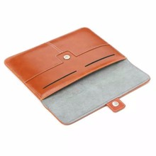 Alibaba factory low price 8 inch leather phone bag for samsung tablet mobile accessories universal case for iPad mini