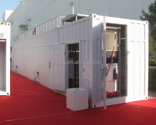 20ft and 40ft container filling fuel tank mobile petrol station