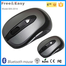 High resolution mini multifunctional flexible magic bluetooth mouse