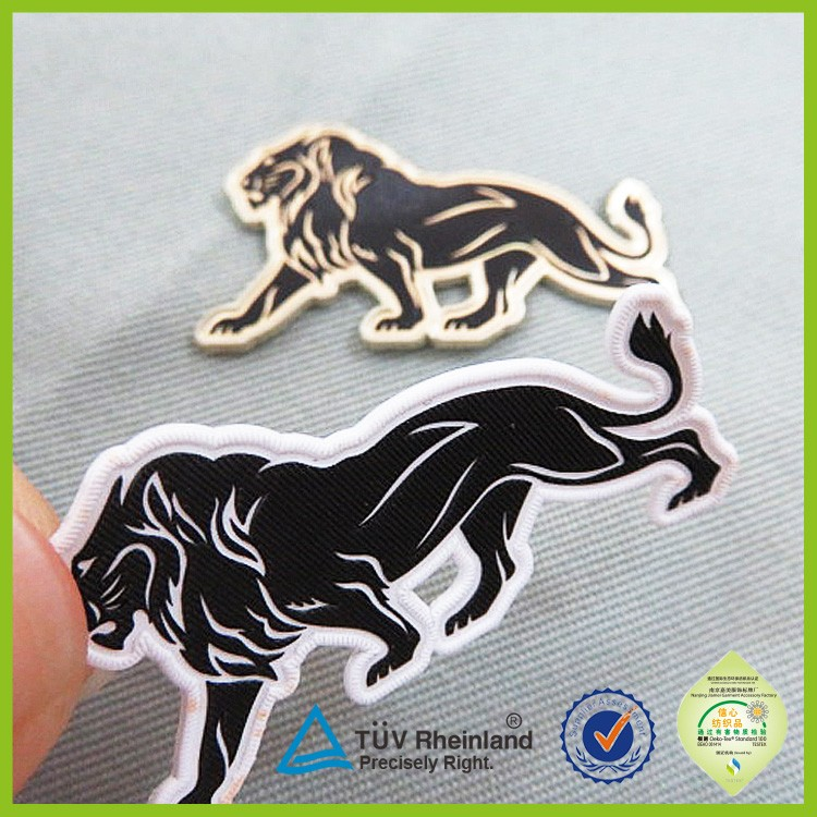 T-shirt heat transfer sticker iron on plastisol heat transfer