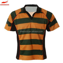 China dongguan direct factory OEM cheap wholesale custom rugby jerseys