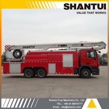 Fire engine manufacturer, JP32 SHANTUI Fire fighting truck
