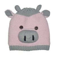 CHEAP CUSTOM COTTON LOVELY ANIMAL BABY HAT