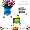 /product-detail/outdoor-wrought-iron-flower-pot-stand-1932175296.html