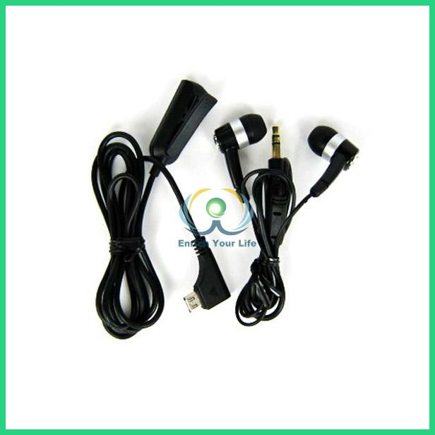 Brand popular ear earphone for Samsung S8300