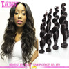 Factory supply unprocessed raw indian hair loose wave wholesale virgin hair vendors