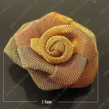 Brass Net Flake Beading 14mm accessories for women