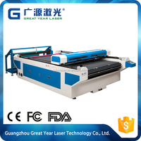 220V 50HZ gasket laser cutting machine , laser cutting machine price