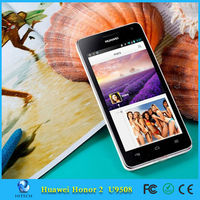 Huawei Honor 2 U9508 Quad Core Mobile Phone 4.5 Inch IPS Screen 2GB RAM 8MP Camera android 4.1
