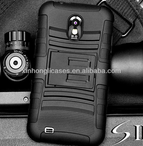 For Samsung Galaxy S2 4G D710 Case Cover Advance Armor Protector Boost Mobile