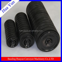uhmwpe big plastic wheel/ strong impact hdpe wheels and roller/ uhmwpe pulley wheels