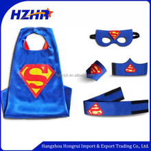 In-Stock Items Supply Type New Design cape +mask super hero capes