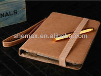Hot Sale Book Wallet Case With Flip For ipad Mini Laptop