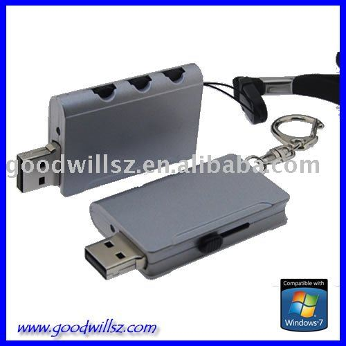 coded lock usb flash drive 2.0 with custom logo